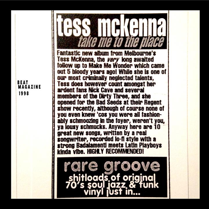 Tess McKenna-Australian Singer-Songwriter